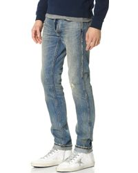 Marc By Marc Jacobs - Jimmy Slim Straight Jeans - Lyst