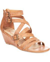 American Rag Carlin Wedge Sandals - Lyst