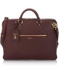 Mark Cross - Zip-around Briefcase - Lyst