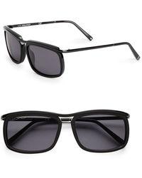 DSquared2 Mirrored Metal Sunglasses - Lyst