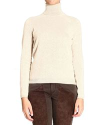 Saint Laurent Sweater Woman - Lyst