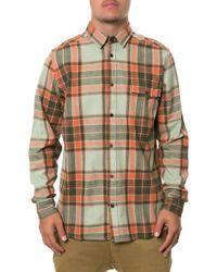 Wesc The Abdon Ls Buttondown Shirt - Lyst