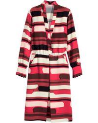 H&M Patterned Dress - Lyst