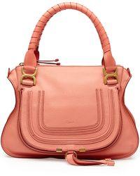 Chloé Marcie Medium Shoulder Bag - Lyst