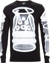 Hood By Air Astronaut Top - Lyst