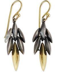 Alexis Bittar Fine - Mini Cascade Drop Earrings - Lyst