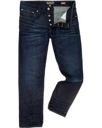 Duck And Cover Boxsir Denim Grove Nite Jeans - Lyst