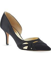 Nine West Kabarda2 Satin Courts - Lyst