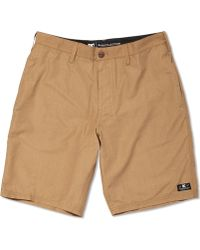 DC Shoes - Worker Hybrid Shorts - Lyst
