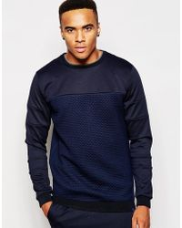 2 X H Brothers - 2x H Brothers Waffle Sweatshirt - Lyst