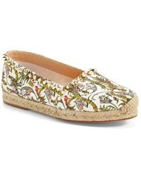 Christian Louboutin 'Ares' Espadrille Flat beige - Lyst