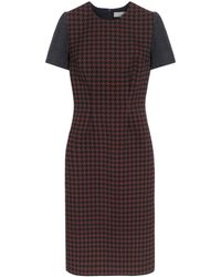 Mulberry Kensington Dress - Lyst
