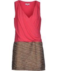 Suncoo   Short Dress   Lyst