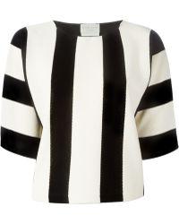 Forte Forte Striped Sweater - Lyst