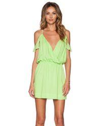 ViX Candice Mini Dress - Lyst