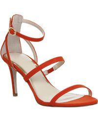 Office | Marlow Multi Strap Heels | Lyst