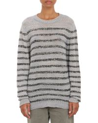 The Elder Statesman Picasso Pullover Sweater - Lyst