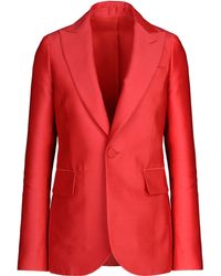 DSquared² Blazer red - Lyst