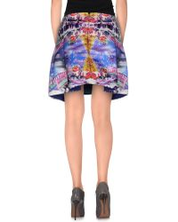 Manish Arora | Mini Skirt | Lyst