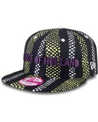 House of Holland Yellow Viper New Era Cap - Lyst