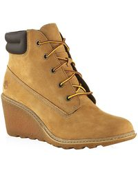 Timberland - Earthkeepers Amston 6inch Wedge Boot - Lyst