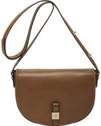 Mulberry Tessie Small Soft-grain Satchel - Lyst