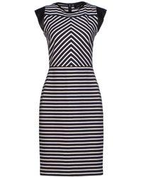 Derek Lam Knee-length Dress - Lyst