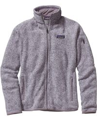 Patagonia - Better Jumper Fleece Jacket - Lyst