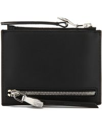 Opening Ceremony - Lyo Small Double Zip Pouch - Black - Lyst