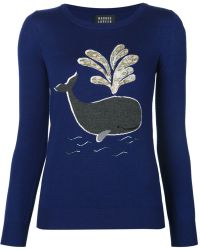 Markus Lupfer | Whale Sweater | Lyst