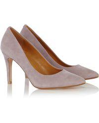 Coast Valentina Suede Shoe - Lyst