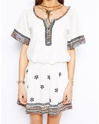 Free People Meet Me in Marfa Dress - Lyst