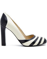 See By Chloé Monochrome Heeled Shoes - Lyst