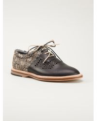 Thorocraft Black Mercer Oxford - Lyst