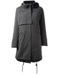 Avelon - Hooded Coat - Lyst