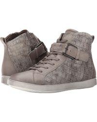 Ecco Aimee High Top Sneaker - Lyst