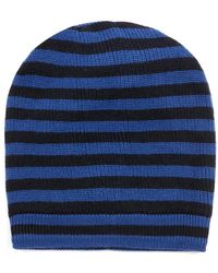 Marc By Marc Jacobs - Hoa Striped Infinity Hat - Lyst