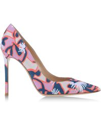 Mary Katrantzou X Gianvito Rossi Pumps - Lyst