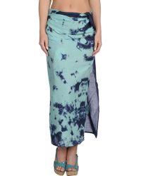 Antik Batik Blue Sarong - Lyst