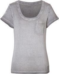 True Religion Cottonjersey Faded Tshirt - Lyst