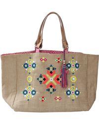 Muche Et Muchette | Zahara Embroidered Tote | Lyst