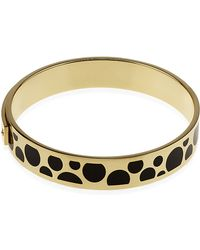 Marc By Marc Jacobs - Dotted Enamel Bangle - Lyst