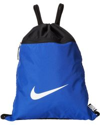 Nike Team Training Gymsack - Lyst