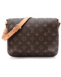 Louis Vuitton Pre-owned Musette Tango Short - Lyst