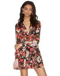 Nasty Gal F Ardon Dress - Lyst