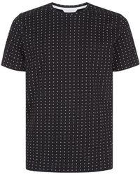 Rag & Bone Mini Star Print T-Shirt - Lyst