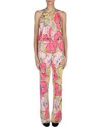 Moschino Cheap & Chic Pant Overall - Lyst
