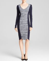 French Connection Dress - City Block Space - Lyst