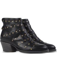Fiorentini + Baker | Studded Leather Boots | Lyst