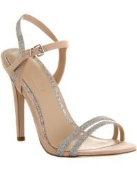 Office Jeopardy Single Sole Sandal - Lyst